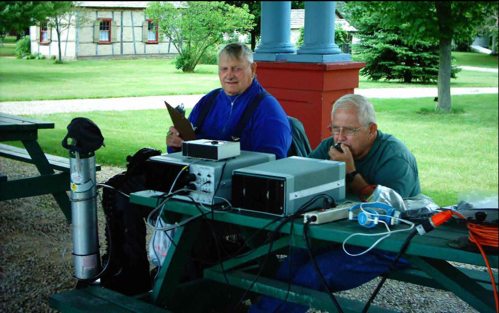 Radio club milwaukee amateurs
